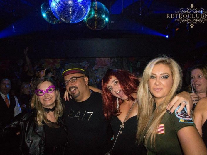 Retroclubnyc – 70s, 80s and 90s Dance Club and Nightclub